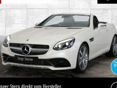 gebraucht Mercedes 300 SLCAMG Pano COMAND ILS Harman Airscarf PTS