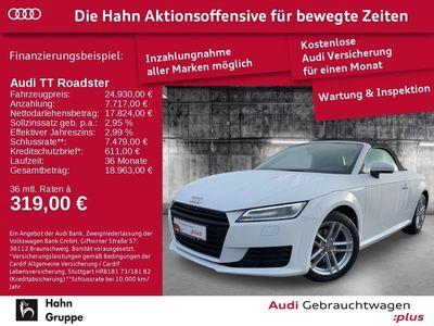 gebraucht Audi TT Roadster 2.0 TDI ultra 135 kW (184 PS) 6-Gang