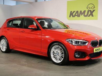 used BMW 118 i M-Sportpaket EU6 +Shadow-line +LED +Vollleder