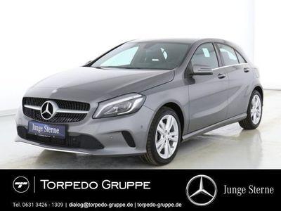 gebraucht Mercedes A180 d STYLE+SITZKOMF.+NAVI+SHZ+CD