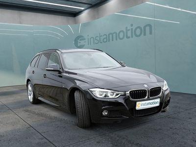 gebraucht BMW 320 320 i Touring xDrive M Sport PANO+LEDER+NAVI+HUD+
