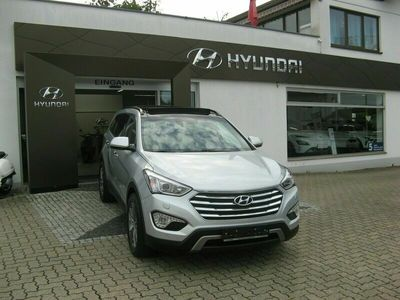 gebraucht Hyundai Grand Santa Fe 2.2 CRDi Premium 4WD Automatik