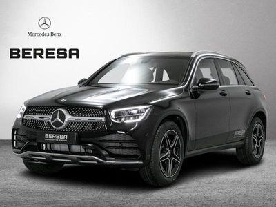 gebraucht Mercedes 200 GLC4M AMG LED AHK Kamera PDC