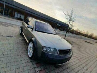 gebraucht Audi A6 C5 Allroad 2.7BiTurbo Handschalter...