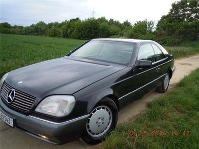 gebraucht Mercedes 500 SEC Erst 49000 kmh