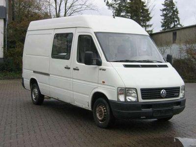 gebraucht VW LT LT28 2.5 SDi lang hoch Ahk