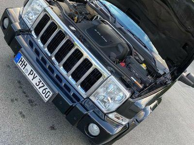 gebraucht Jeep Commander 3.0 CRD DPF Automatik Overland