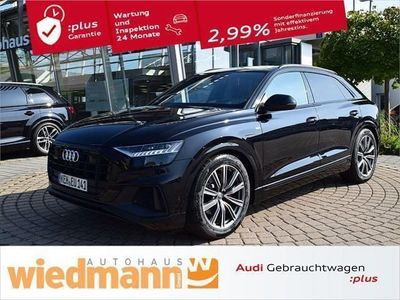 gebraucht Audi Q8 S line 50 TDI qu. tiptr., Allradlenk.+Matrix+PANO