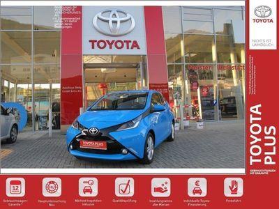 gebraucht Toyota Aygo x-play touch *Kamera*LM-Felgen*Klima