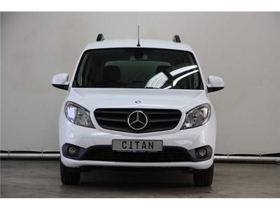 gebraucht Mercedes Citan 111 CDI Tourer/KB/Kombi 2xSHZ+Klima+L&R-Se