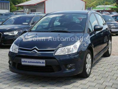 gebraucht Citroën C4 Lim. Tonic Klima/PDC/MFL/WR+SR/Gasanlage