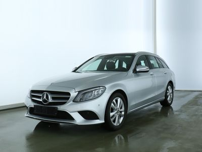 gebraucht Mercedes C200 T Avantgarde Pano. Spur-P. Kamera LED DAB
