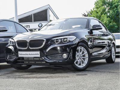 gebraucht BMW 220 d xDrive Steptronic Coupe Advantage