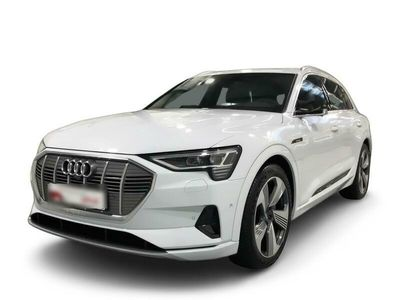 gebraucht Audi E-Tron - 50 quattro advanced MMI Navi plus, LED