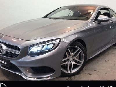 gebraucht Mercedes S500 4matic Coupé AMG **COMAND/360°/Burmester