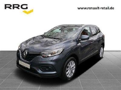 gebraucht Renault Kadjar TCe 140 Limited Navi + Winterpaket Winter