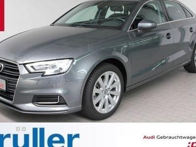 gebraucht Audi A3 Limousine Design 1.0TFSI Navi Xenon Sitzh
