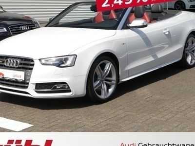 käytetty Audi S5 Cabriolet 3.0 TFSI S tronic B O Xenon Navi R
