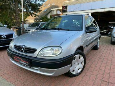 gebraucht Citroën Saxo 1.1 *Allw.reifen*TÜV NEU*61Tkm* als Limousine in Seelze