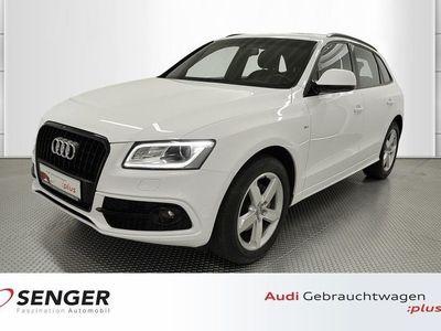 gebraucht Audi Q5 2.0 TDI S tronic S line Selection Pano AHK