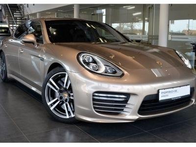 used Porsche 911 Turbo S PanameraExecutive 4.8 SPORTABGASANLAGE/SURROUND VIEW/