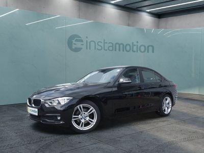 gebraucht BMW 316 316 d Limousine Advantage+LED+NAVI+18 M ALUFELGEN+SITZHEIZUNG
