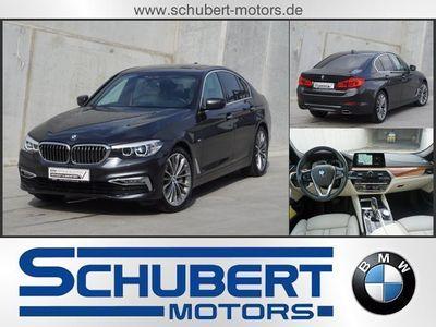 gebraucht BMW 540 i xDrive Luxury Komfortsitze Massage h/k