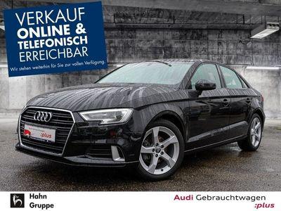 gebraucht Audi A3 Limousine sport 35 TFSI 110 kW (150 PS) 6-Gang