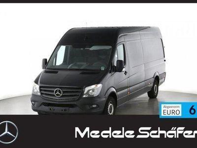 used Mercedes Sprinter 316 CDI Kasten MAXI SCHWINGSITZ EDW Klima/BC