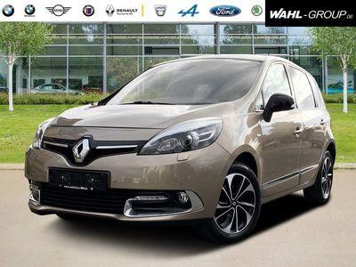 gebraucht Renault Scénic Bose dCi 110 EDC Euro 6 ABS SERVO Wegfahrsperre