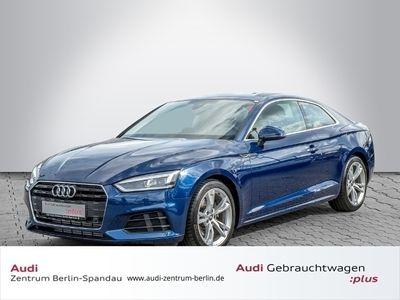 gebraucht Audi A5 Coupé Coupe 2.0 TFSI S tronic *NAVI*LED*GRA*
