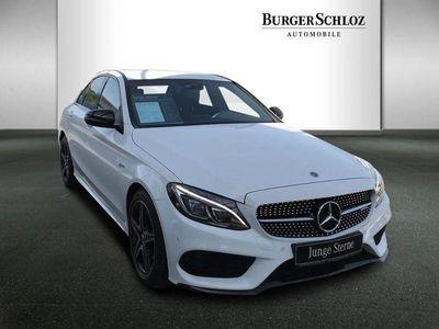 gebraucht Mercedes C43 AMG AMG 4MATIC Night/LED/Navi/PDC