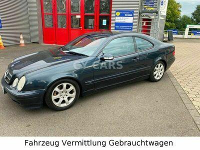 gebraucht Mercedes CLK200 Coupe Kompressor GUTER ZUSTAND