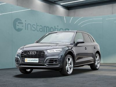 gebraucht Audi Q5 Q53.0 TDI 2x S LINE LM21 PANO NAVI+ PRIVACY