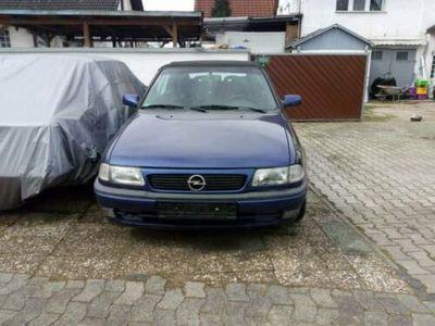gebraucht Opel Astra Cabriolet F