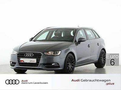 gebraucht Audi A3 Sportback 2.0 Ambition S TRONIC NAVI+ SHZ PDC