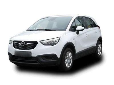 gebraucht Opel Crossland X 1.2 Turbo PDC SHZ INTELLILINK EU6