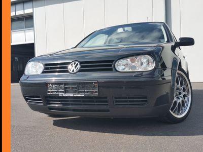 gebraucht VW Golf 1.9 TDI Highline Sportfahrwerk Klima Sitzhe