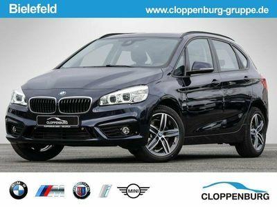 gebraucht BMW 220 Active Tourer d Sport Line LED Navi Komfortzg Temp Sports PDC