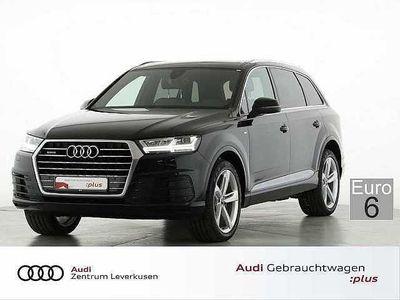 gebraucht Audi Q7 3.0 quattro S line PANO AHK HUD LED NACHTSICH