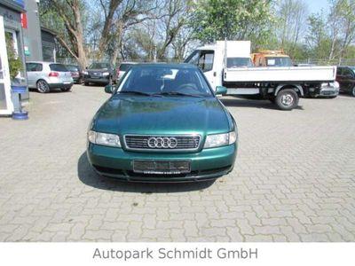 gebraucht Audi A4 1.8 Limo°EL. SCHIEBEDACH°AHK°RCD°EFH°M+S°