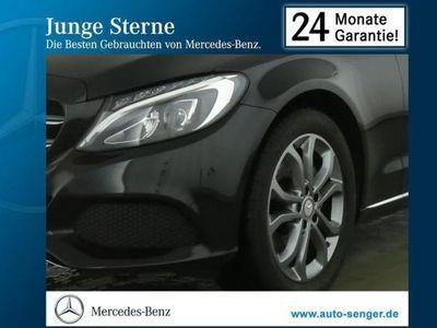 gebraucht Mercedes C220 d T-Modell