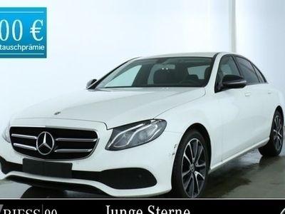 gebraucht Mercedes E220 Limousine Avantgarde+Night+LED+Kamera