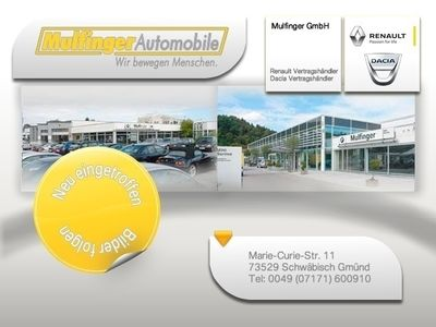 gebraucht Renault Grand Scénic LIMITED Deluxe TCe 140 GPF 6d-Temp