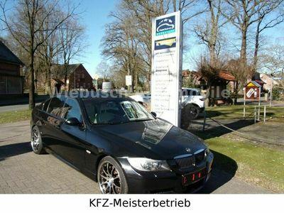 gebraucht BMW 335 d M-Ausstattung Leder Navi Xenon Alu PDC als Limousine in Ebersdorf