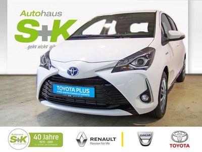 gebraucht Toyota Yaris Team D 5-Türer Hybrid Plus-Paket