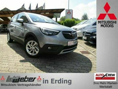 gebraucht Opel Crossland X 1.2 Innovation NAVI LED SHZ GRA FSE RFK