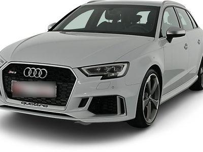 gebraucht Audi RS3 Sportback RS3Navi/RS-Komfortp/DAB/19 Zoll