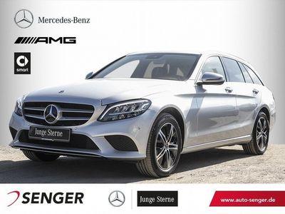 gebraucht Mercedes C220 d T *Avantgarde*9G-Tronic*AHK*Kamera*LED*