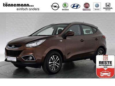 gebraucht Hyundai ix35 5 Star Edition, Freispr., Klima, Alufelgen, CD-Pla
